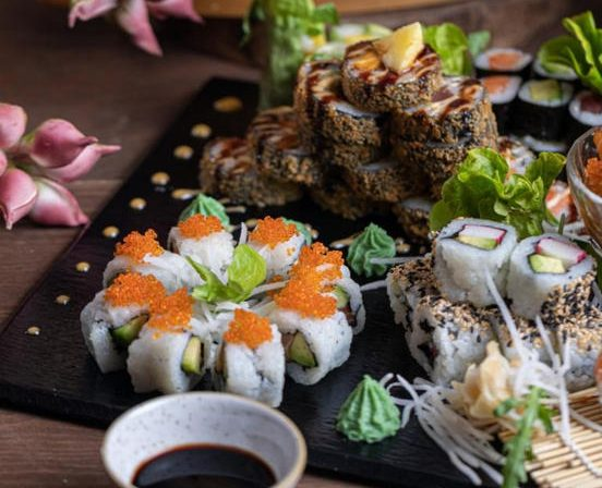 Find your Sushi heaven